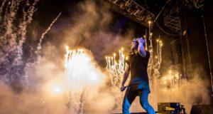 skrillex lollapalooza argentina 2015