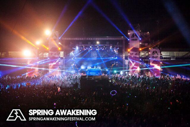 Spring Awakening Music Festival 2014