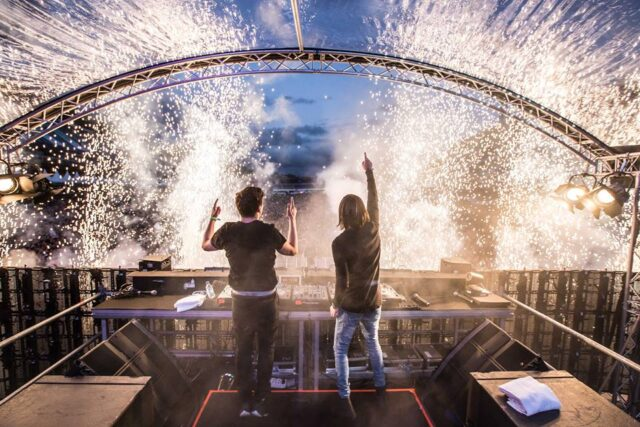 alesso and martin garrix
