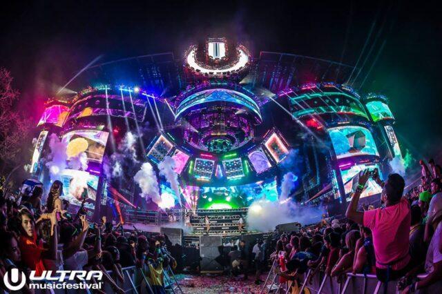 ultra Europe 2015 live sets