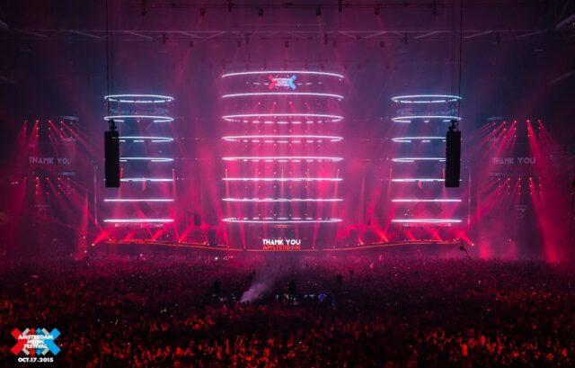 Amsterdam music festival 2015 (ADE)
