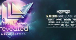 Hardwell presents Revealed Miami 2016