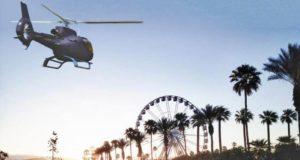 coachella 2016 uber chopper
