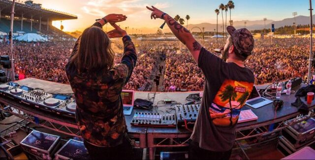 Zeds Dead hard summer mix