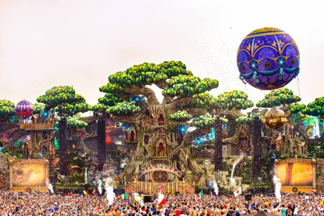 tomorrowland 2016 live sets