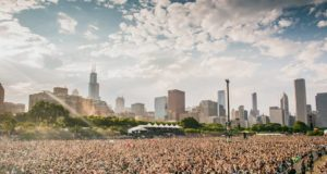 Lollapalooza 2016 live sets