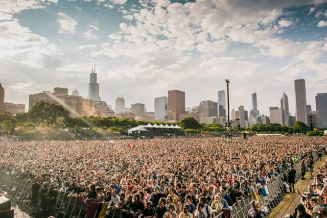 Lollapalooza 2016 live sets