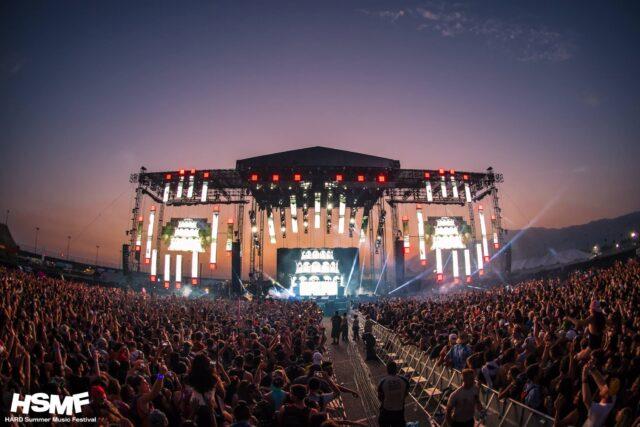 Hard summer festival 2016 three dead