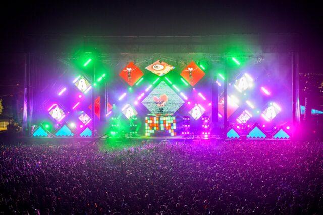 deadmau5 veld 2016 new stage