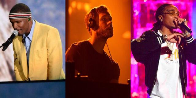 Slide' Beyond the Soundboard as Calvin Harris Breaks Down