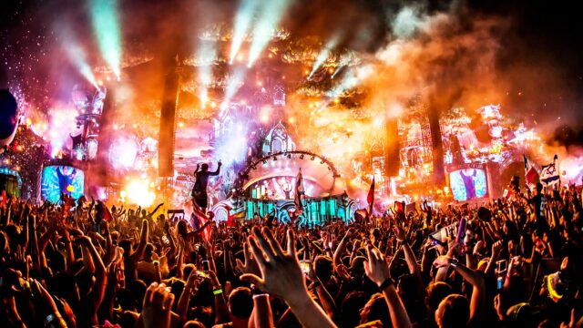 tomorrowland 2016 amicorum spectaculum