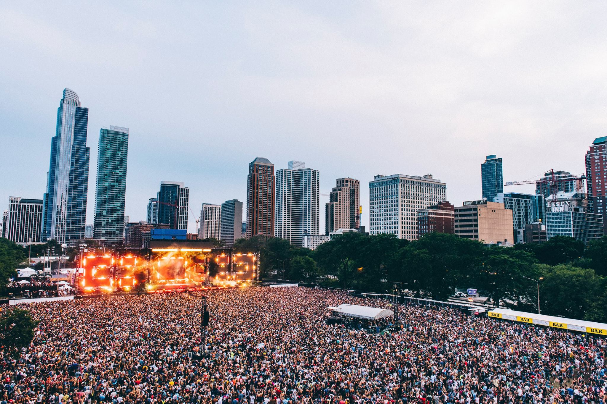 lollapalooza 2018 lineup rumors