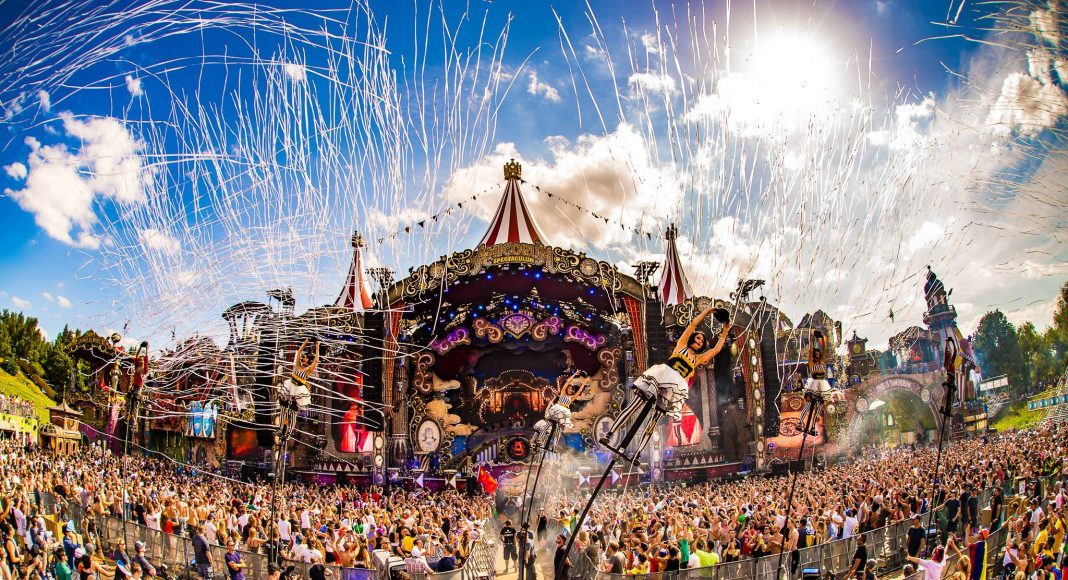 tomorrowland 2018 hardwell