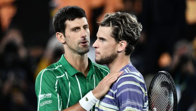 Dominic Thiem rejects proposal to help lower-ranked players
