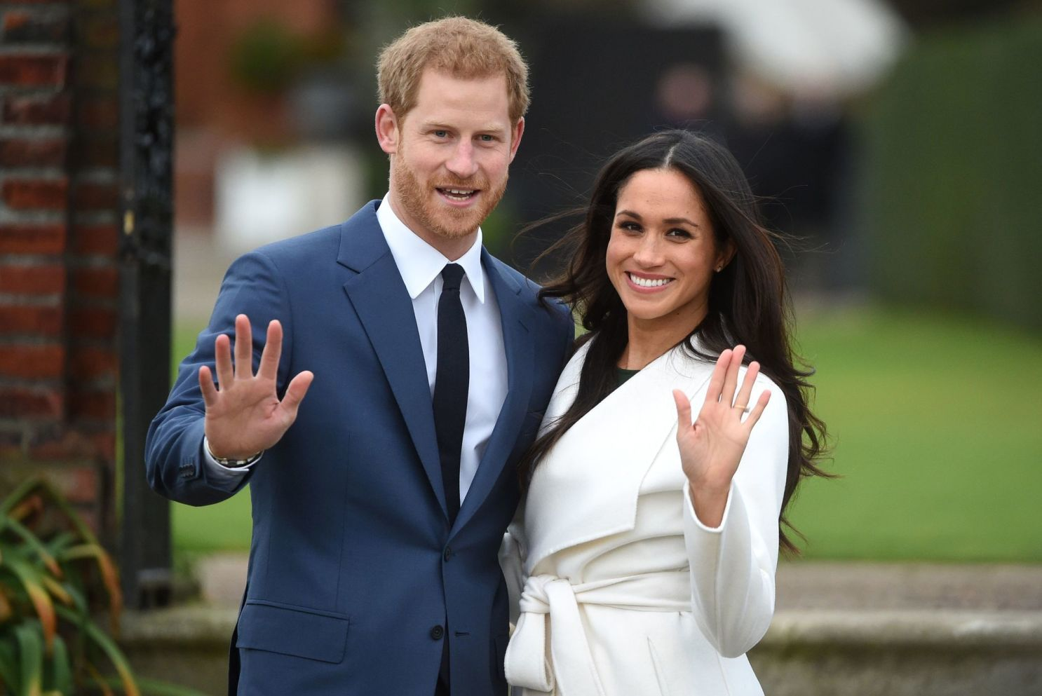 Prince Harry and Meghan Markle move into Tyler Perry's $18M mansion
