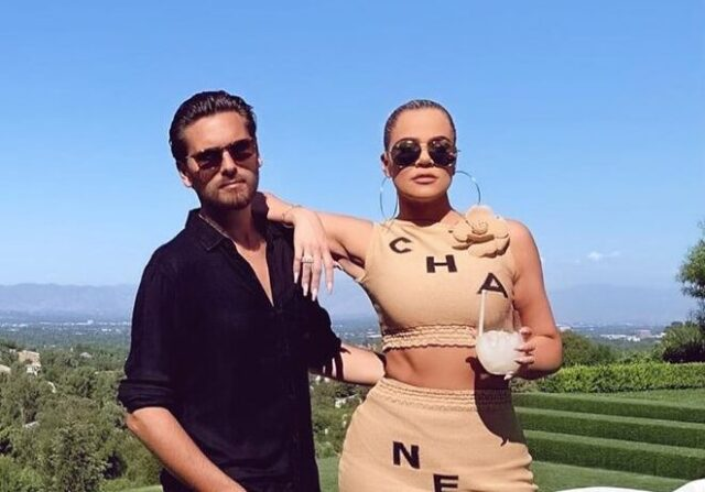 Scott Disick retires alone after Sofia Richie Split