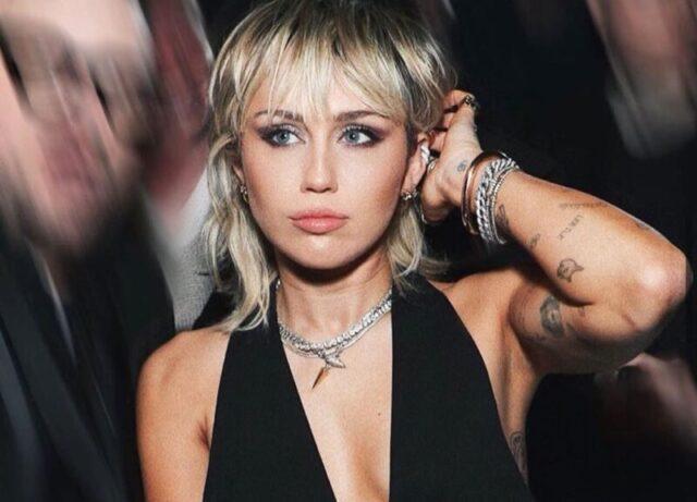 Miley Cyrus Gets A New Quarantine Haircut Edm Chicago