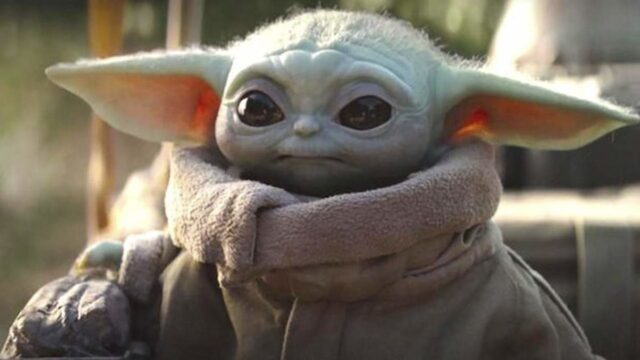 This is what Baby Yoda was originally going to look like