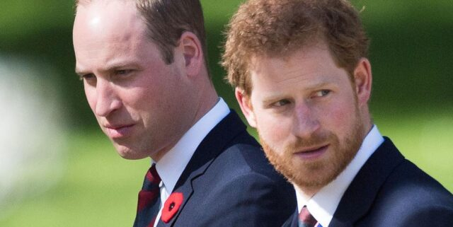 Prince William Is Concerned for Prince Harry's Safety and Wants Him to Move Back to London